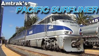 Download Amtrak's Pacific Surfliner: Los Angeles to San Diego Video