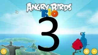 Download Let's Play Angry Birds Rio 03 - The Wild Golden Pineapple Video
