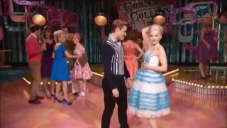 Download Dove cameron and garrett Clayton kiss in hairspray live Video