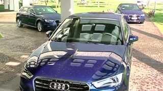 Download Audi A3 g-tron per le flotte aziendali: un viaggio alla scoperta di self service e biometano Video