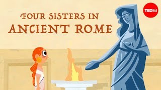 Download Four sisters in Ancient Rome - Ray Laurence Video