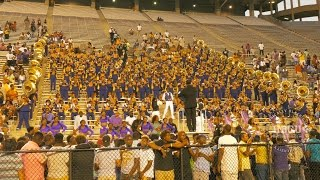 Download Chopped and Screwed - Miles College Band [4K ULTRA HD] Video