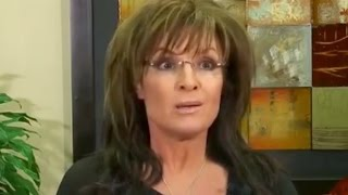 Download A Drunken Sarah Palin Slams Elizabeth Warren Over Minimum Wage Video