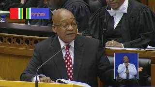 Download Jacob Zuma roast Mmusi over English (Bell Pottinger question) Video