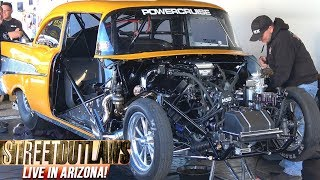Download Street Outlaws Live in the Pits at Tucson Arizona No Prep Raceway Video
