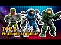 Download TOP 5 | Figuras Oficiales | Halo Mega Bloks Video