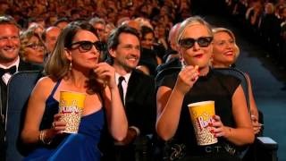 Download Emmys2013 - NPH vs Tina Fey and Amy Poehler Video