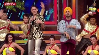 Download Phillauri duo Anushka Sharma & Diljit Dosanjh Perform at Royal Stag Mirchi Music Awards | #RSMMA Video