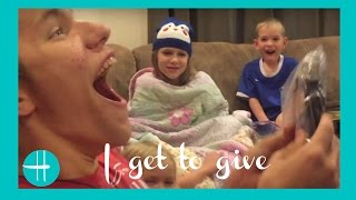 Download Kids Christmas Morning Presents & Gifts Day 4 Merry Vlogmas | Hopes Vlogs 24Hours Video