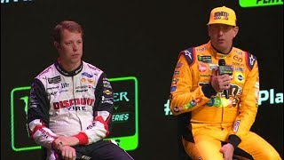 Download Full show: NASCAR Playoffs drivers feel the heat Video