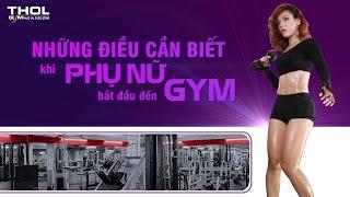 Download Những điều phụ nữ cần biết trước khi quyết định tập gym theo chia sẻ của Tracy Hồng Ngọc Video