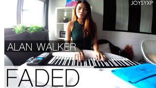 Download Alan Walker - Faded l Cover on Piano Video