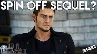 Download What If Cor Leonis Had A Spin off Seqeul To Final Fantasy XV? - Road To Final Fantasy XV Video