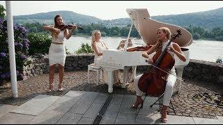 Download Hallelujah - Instrumental (Cover) | Piano Violin Cello Video