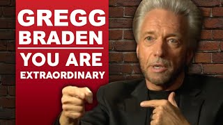 Download GREGG BRADEN - YOU ARE WIRED TO BE EXTRAORDINARY - Part 1/2 | London Real Video
