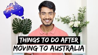 Download 6 Things TO DO AFTER Moving to Australia Video