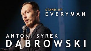 Download Antoni Syrek-Dąbrowski - Everyman | Stand-up Polska Video