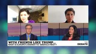 Download With friends like Trump... What's Europe's answer to 'America first'? Video