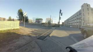Download Semilab to Lowell Bike Commute 2018 0426 Video