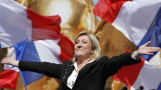 Download Marine Le Pen Now More Popular Than Macron!!! Video