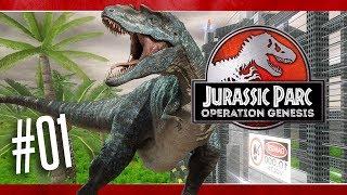 Download UN NOUVEAU PARC – Jurassic Park : Operation Genesis 1.01 Video