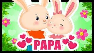 Download Papa je t'aime - Comptines avec Papa pour les enfants - Fête des pères -Titounis Video