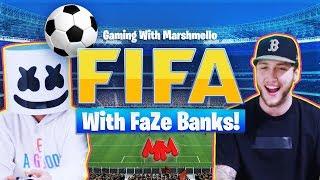 Download WORLD CUP SHOWDOWN | Marshmello v. FaZe Banks - FIFA 18 Video