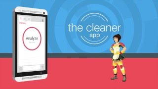 Download Speed up your Android device with the Cleaner App Video