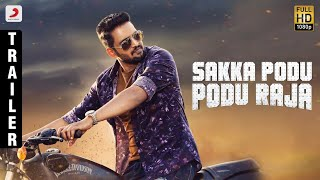 Download Sakka Podu Podu Raja - Official Tamil Trailer | Santhanam, Vivek, Vaibhavi | STR Video