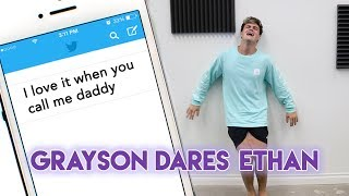 Download Grayson Dares Ethan!! Video