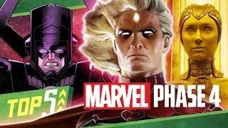 Download 5 Marvel-Schurken die nach Avengers Endgame in Phase 4 wichtig werden Video