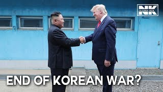Download Moon claims latest Trump-Kim meeting ended hostilies Video