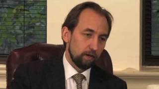 Download Newsmaker: Zeid Raad Al-Hussein Video