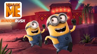 Download Despicable Me: Minion Rush - Welcome Carl Update Trailer Video