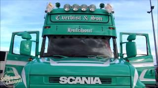 Download SCANIA T530 V8 LONGLINE C.VERBIST & SON Video