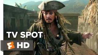 Download Pirates of the Caribbean: Dead Men Tell No Tales Extended TV Spot (2017) | Movieclips Trailers Video