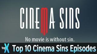 Download Top 10 YouTube CinemaSins Videos - TopX Video