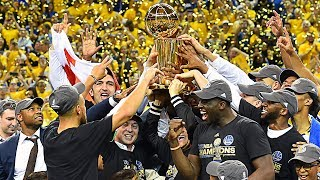 Download FULL 2017 NBA Championship Celebration From Golden State Warriors Video