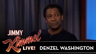 Download Denzel Washington on First Date with His Wife Video