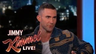 Download Adam Levine's Wife is from Namibia Video