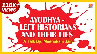 Download Lies spread by left historians to keep the Ram Janmabhoomi : Babri Masjid issue burning (Snippet) Video
