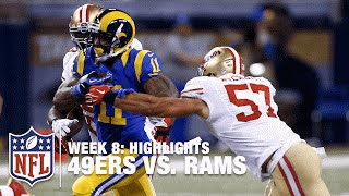 Download 49ers vs. Rams | Week 8 Highlights | NFL Video