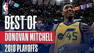 Download Donovan Mitchell's Best Plays | 2018 NBA Playoffs Video