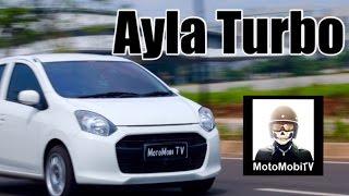 Download Daihatsu Ayla Turbo part 1 Video