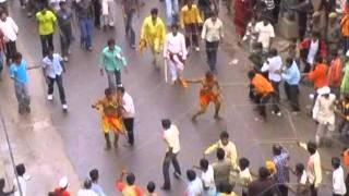 Download Bonalu Celebrations at Mahankali Temple, Gowliguda, Hyderabad Video