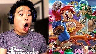 Download REACTING TO SMASH BROS ULTIMATE AND NINTENDO E3 DIRECT... Video