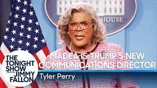 Download Madea Is Trump's New Communications Director Video