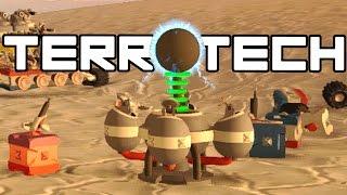Download Terratech - Black Hole Storage Machine! - TerraTech Gameplay Video