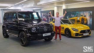 Download IT'S HERE! Collecting My New AMG G63 Video