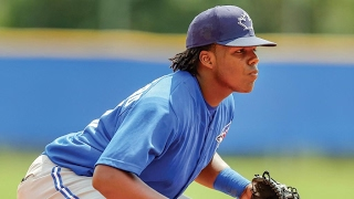 Download Vladdy Jr. tearing it up at the plate & improving at 3rd Video